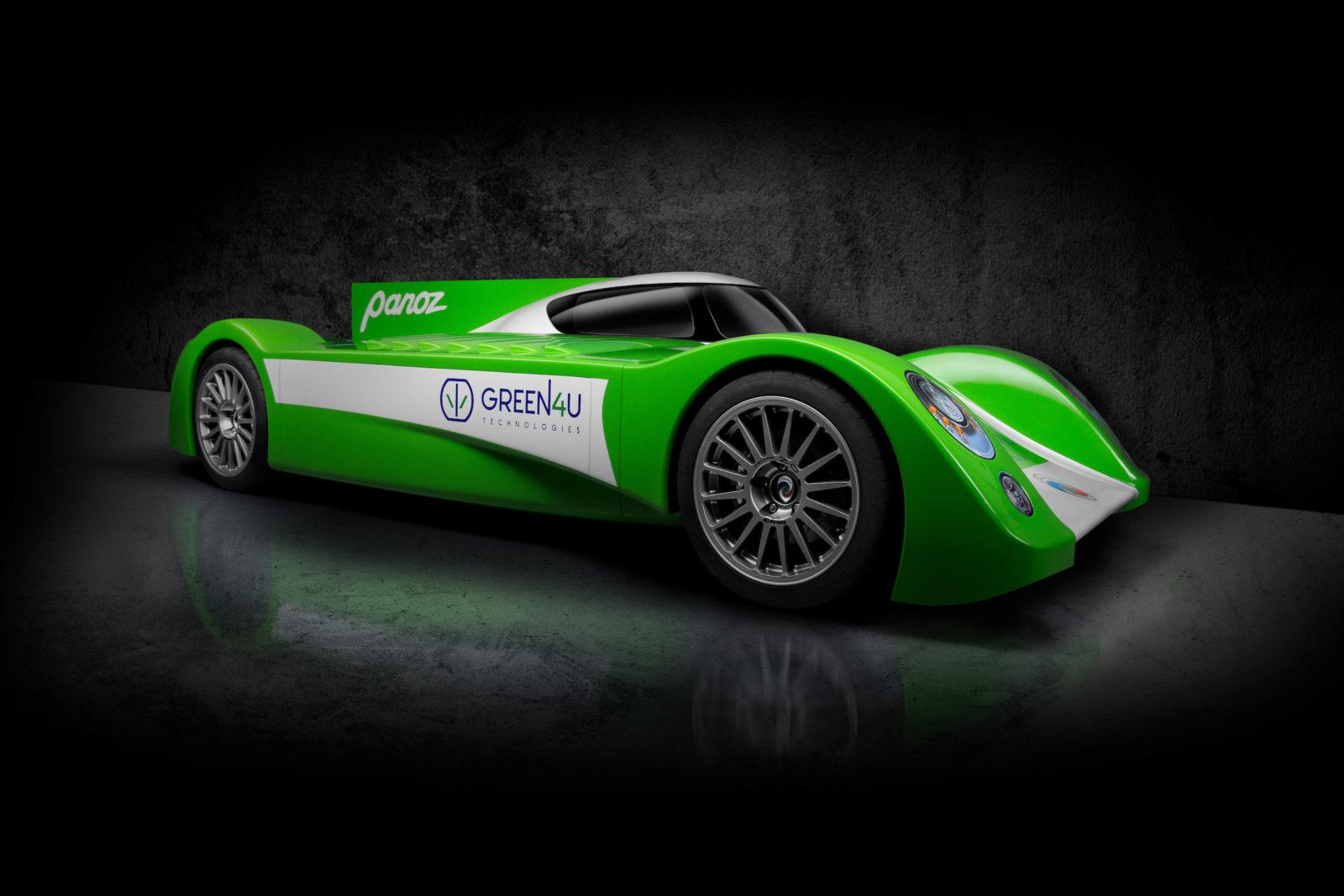Green4U GT EV Race Car