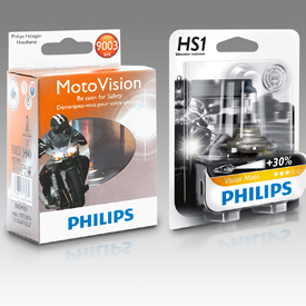 Philips MotoVision-Vision Moto Packages