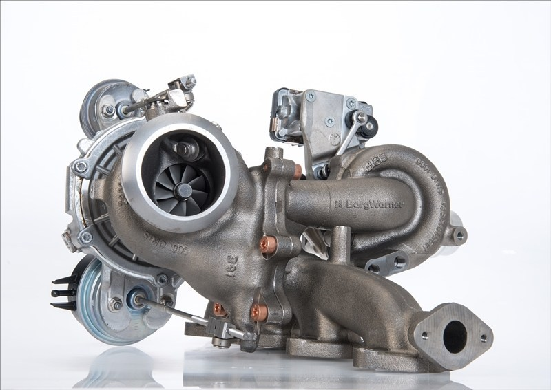 BorgWarner Land rover diesel turbo