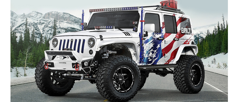 Dave Doetsch of Doetsch Off-Road in Chandler, Arizona conceptualized and designed the project vehicle