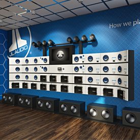 The JL Audio Extreme sound stage