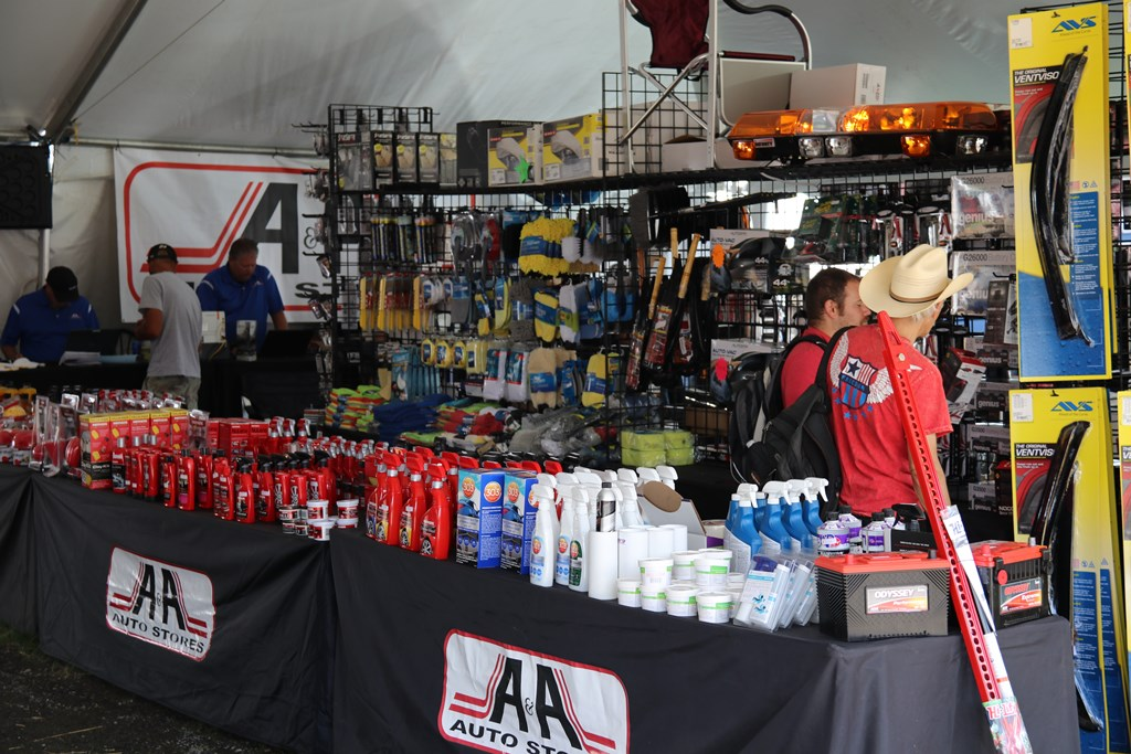 Carlisle Events has continued its relationship with A&A Auto Stores for its 2018 event schedule