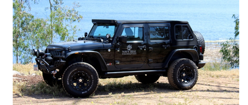 The NSF1 2015 Jeep Wrangler Unlimited project by AAM Group has been on duty for the past two years