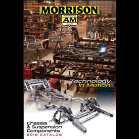 Chassis & Suspension Components catalog by Art Morrison Enterprises