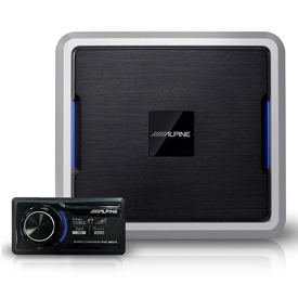 PXE-0850S Sound Processor and controller by Alpine