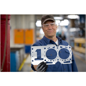 Fel-Pro Gaskets turns 100 years old this summer