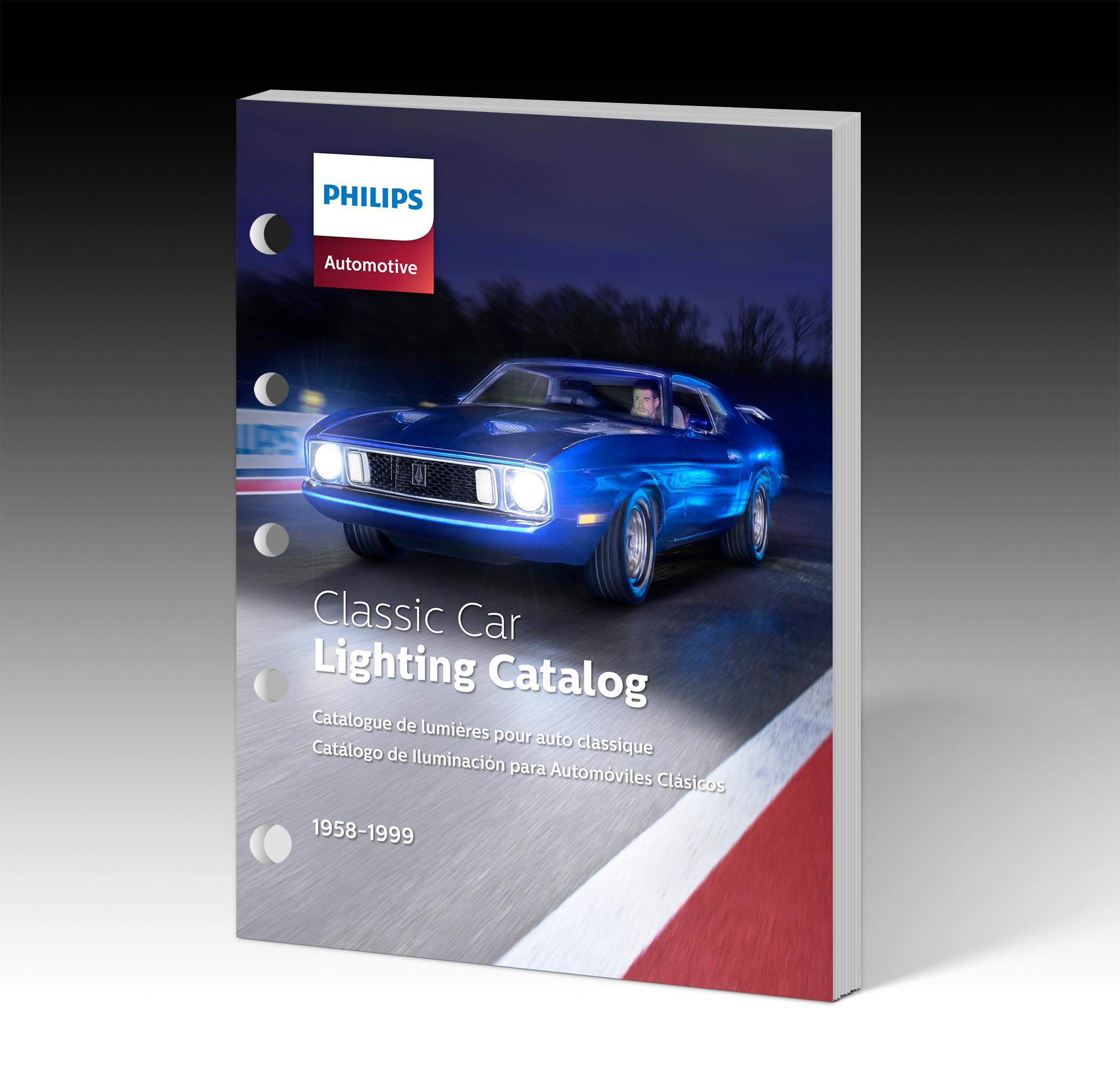 Philips Automotive Classic Car Lighting Catalog