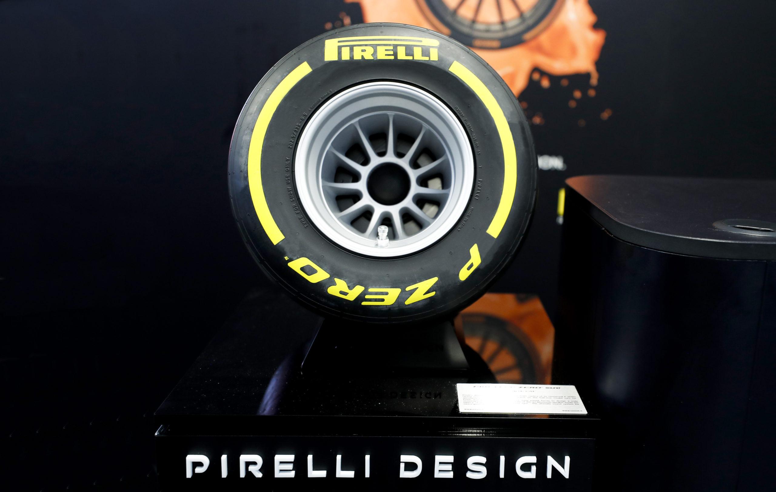 Pirelli's IXOOST speaker
