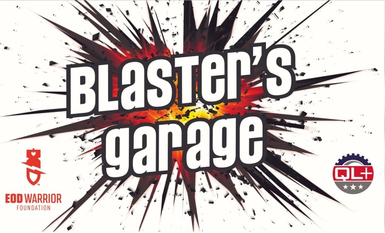 Blaster's Garage
