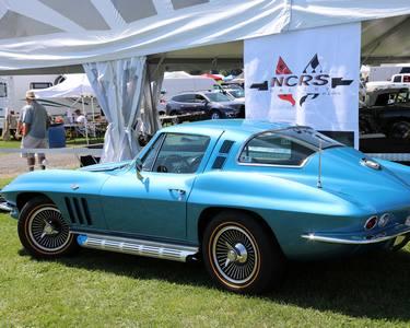 Carlisle Corvette