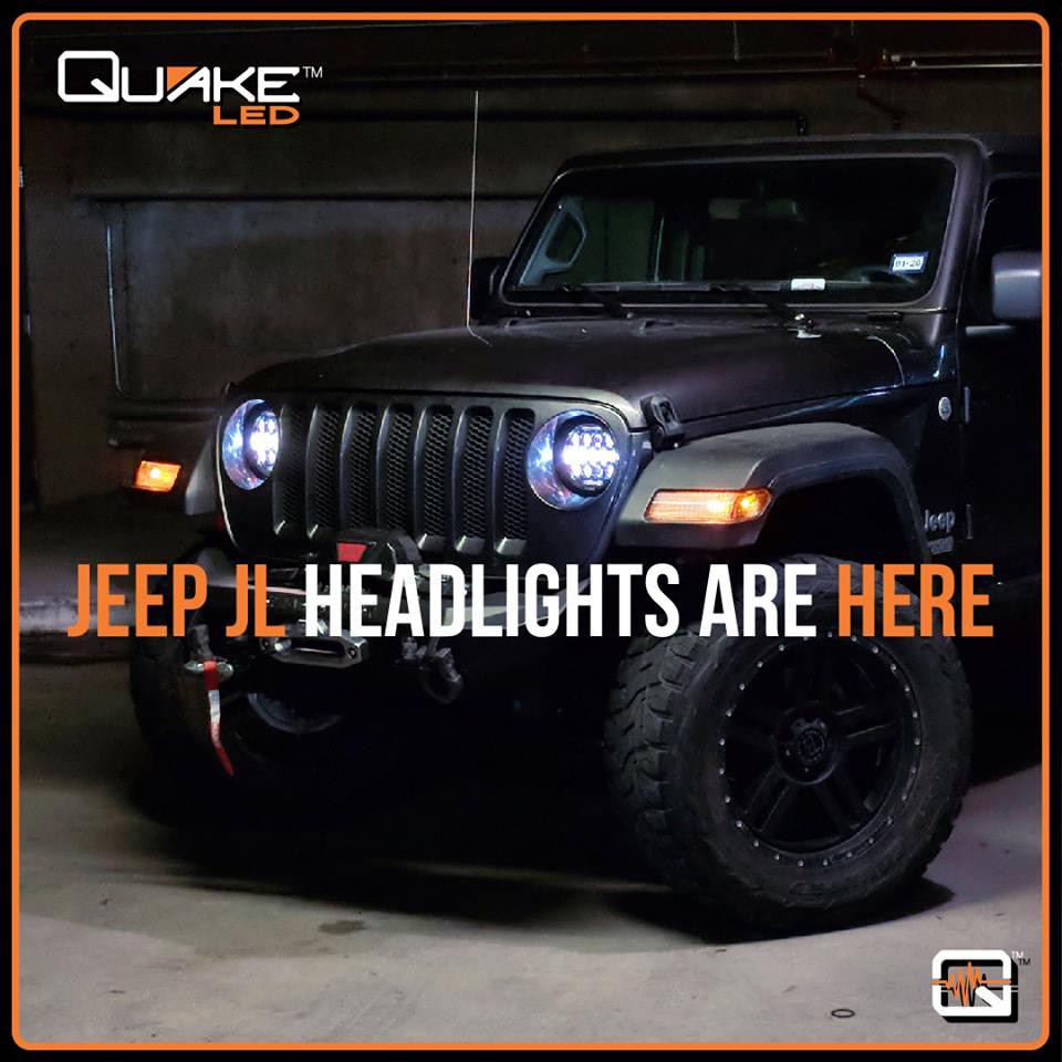 Quake LED