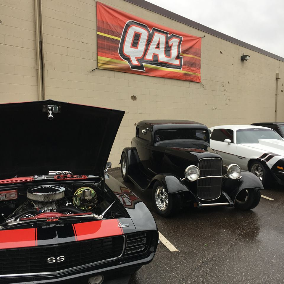 QA1 Open House 2018