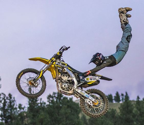 """Big Air Bash: The Homecoming will feature freestyle-motocross celebrities """"Cowboy"""" Kenny Bartram, Anthony Murray and Cody Elkins"""