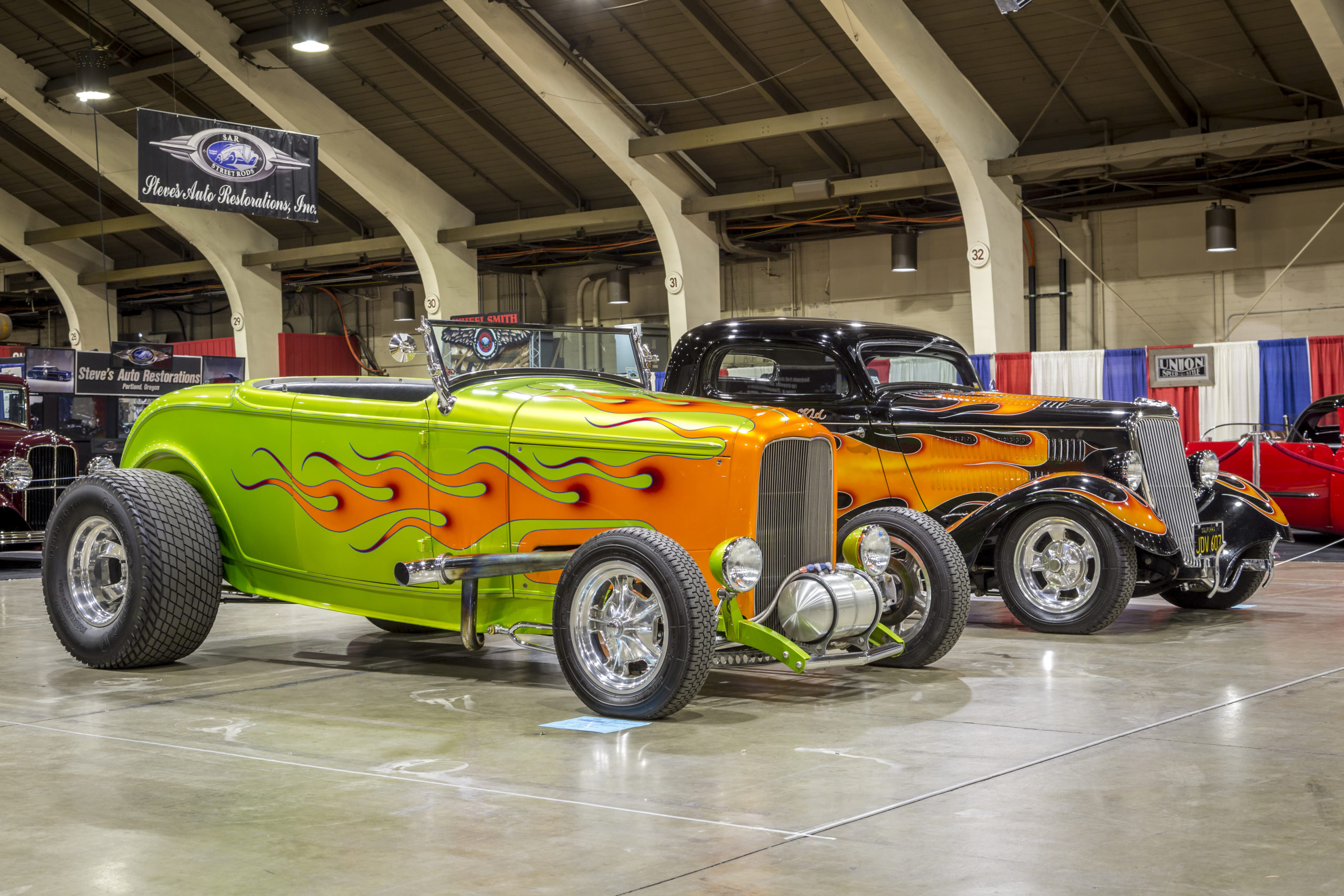 Grand National Roadster Show will hit its platinum anniversary this year