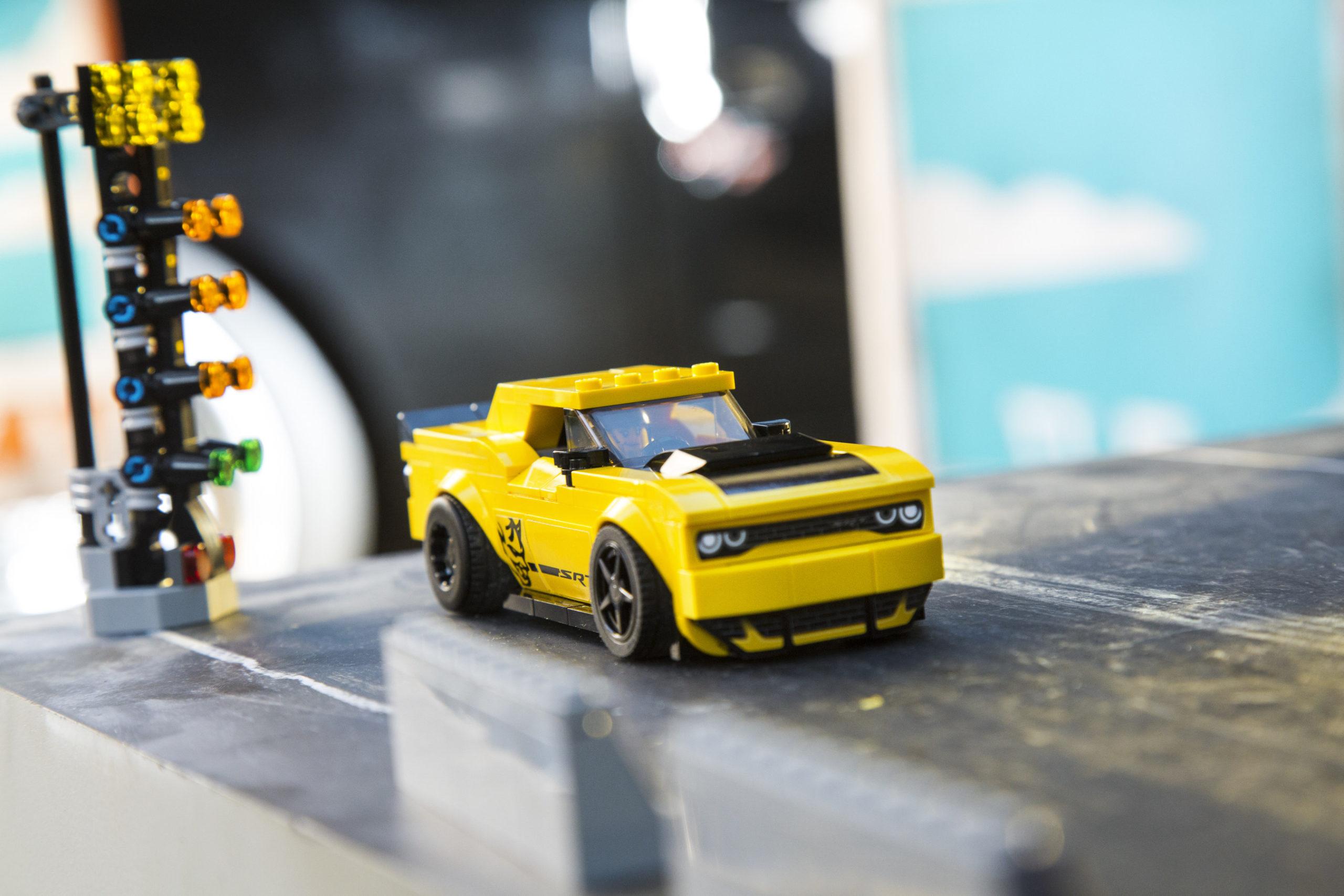 LEGO Challenger set