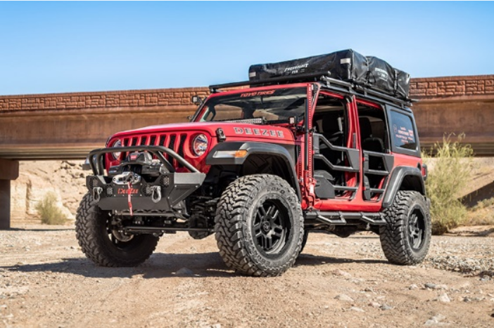 Dee Zee is prepared to venture off the beaten path with its new Jeep products