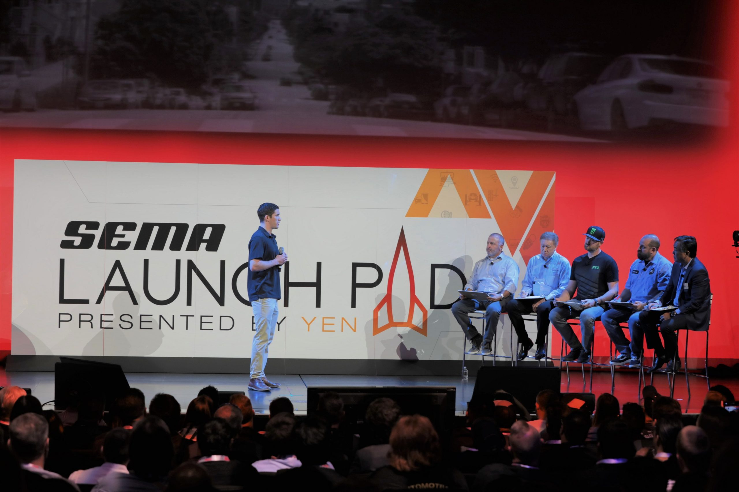 The top 15 applicants in the 2019 SEMA Launch Pad will advance to the six-week online voting stage to determine the finalists wh