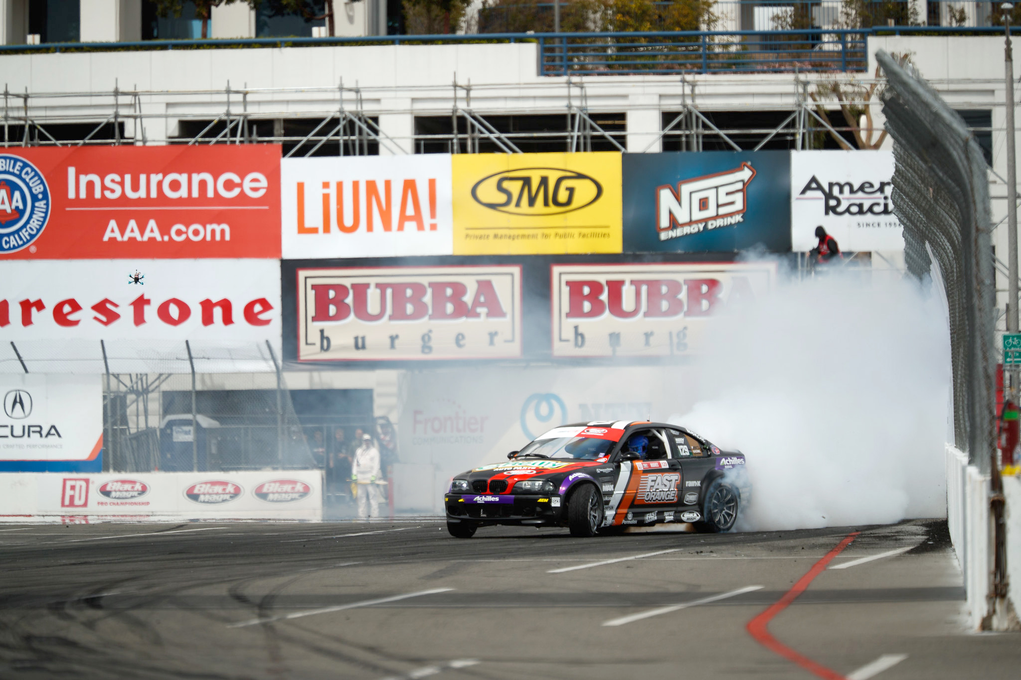Permatex has been named the official gasket maker of Formula Drift.