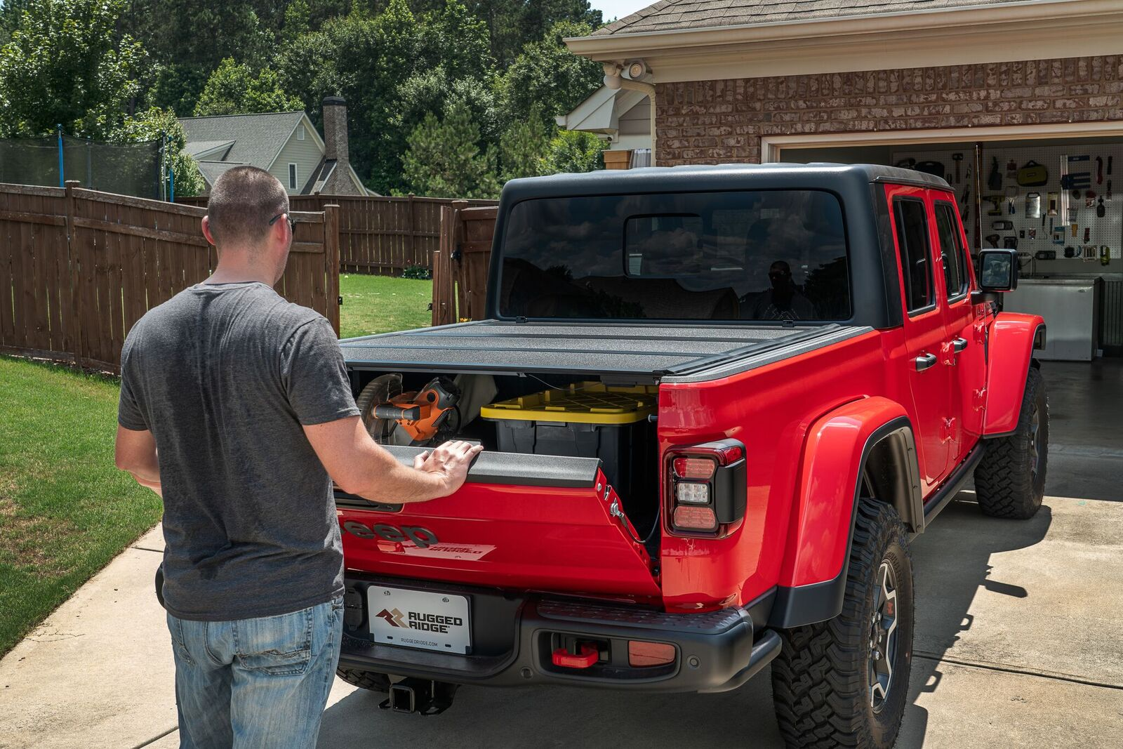 Rugged Ridge Has Jeep Gladiator Covered The Shop Magazine