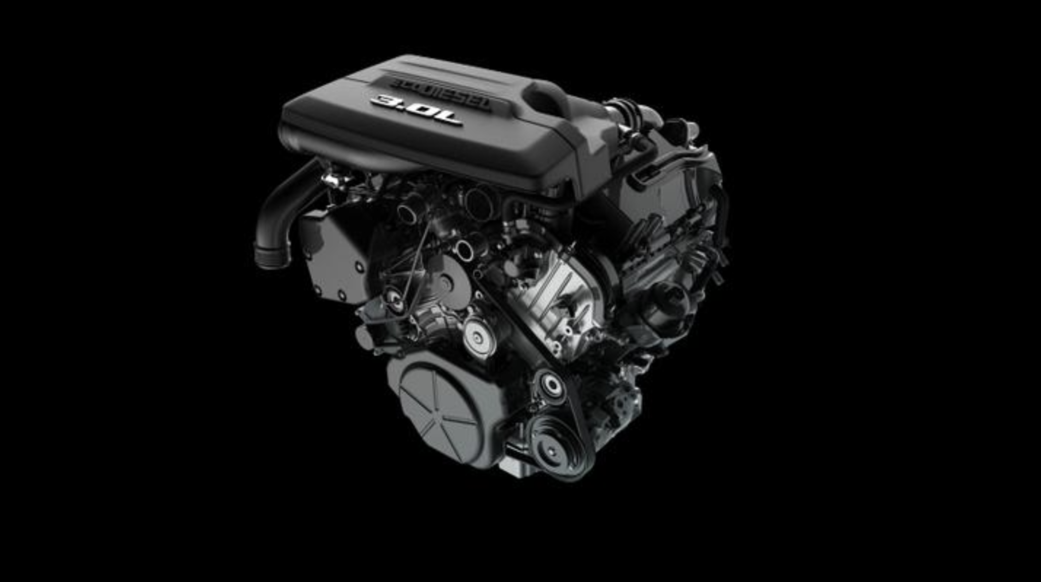 The new third-generation 3.0-liter V-6 EcoDiesel is the highlight of the 2020 Ram 1500.