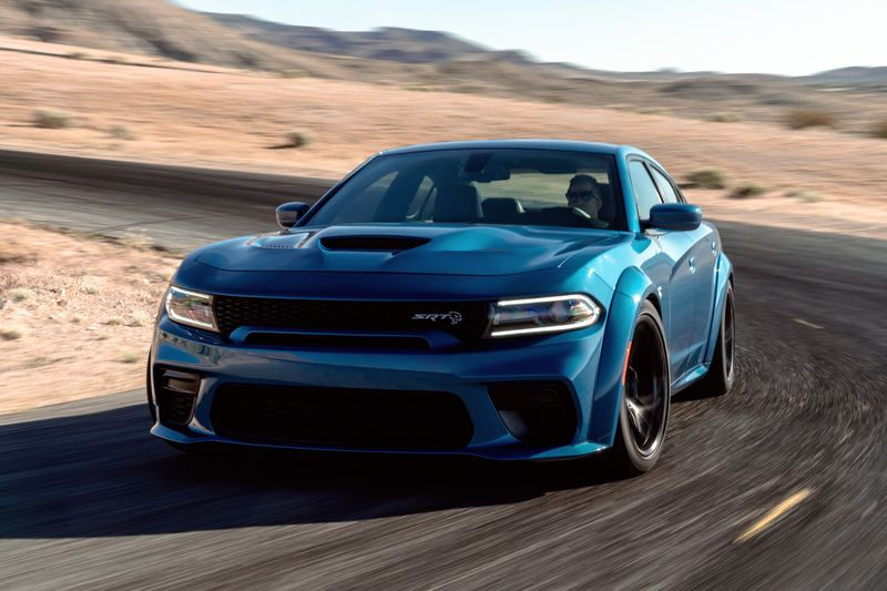 The 2020 Dodge Charger SRT Hellcat Widebody is the most powerful and fastest mass-produced sedan in the world, according Dodge