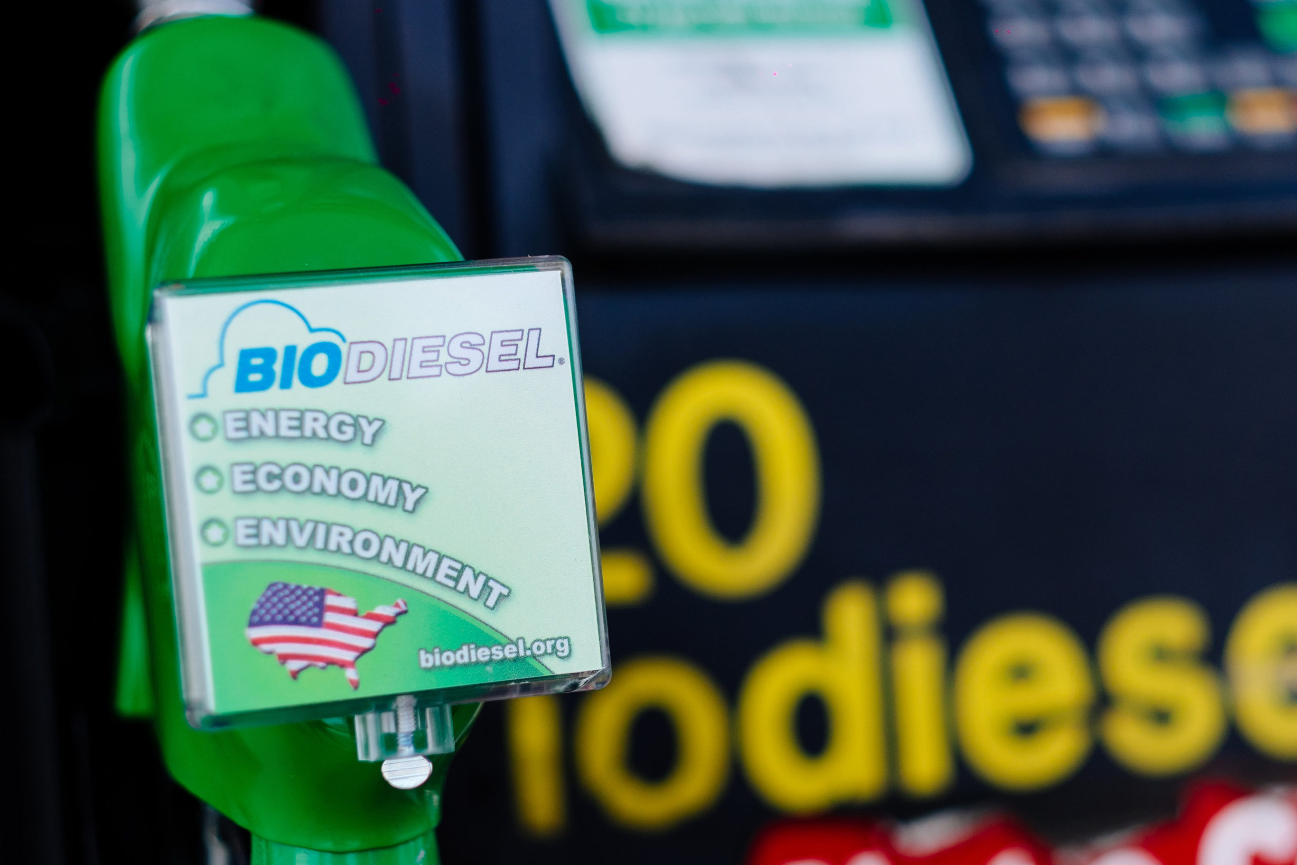 California has cleared the way for storing biodiesel blends of up to 20 percent (B20) in underground storage tanks, removing the
