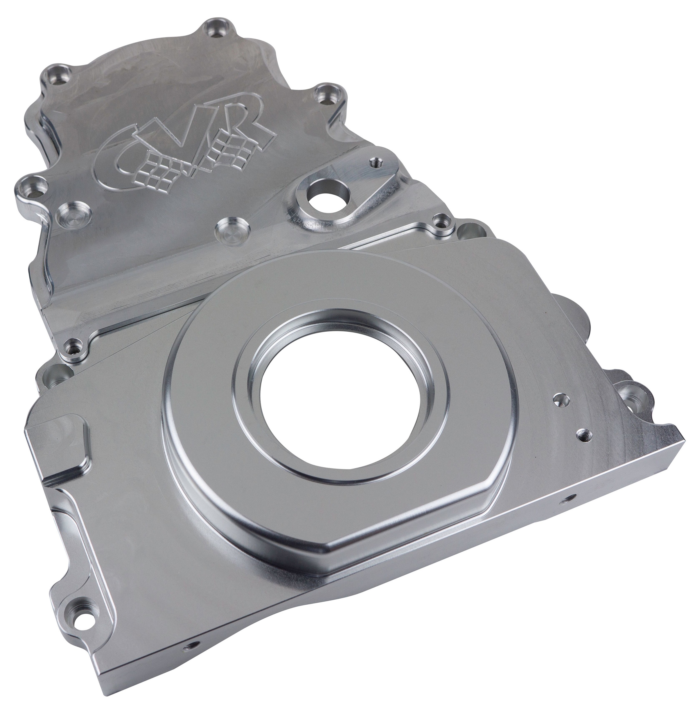 Atech Motorsports is now selling CVR two-piece timing covers for GM LS engines.