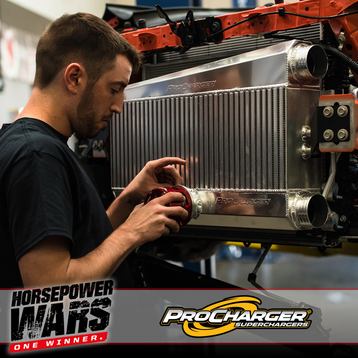 HP Wars ProCharger