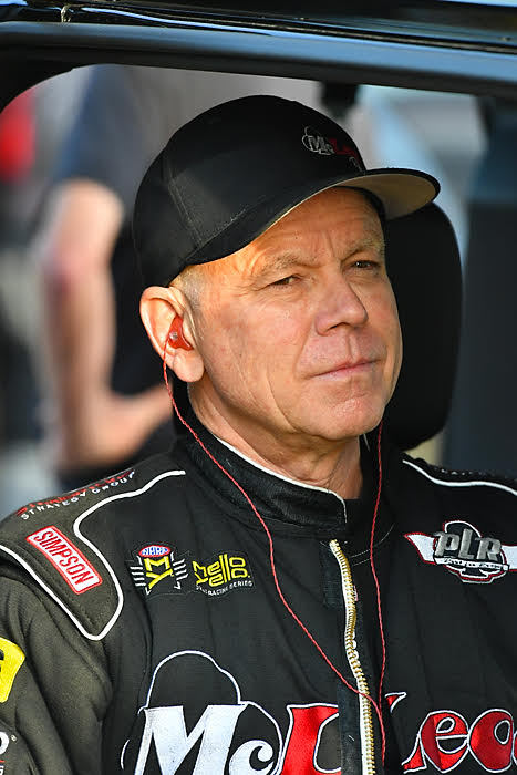 Paul Lee is a veteran racer and owner of McLeod Racing Clutches who returned to NHRA competition this summer after suffering a m
