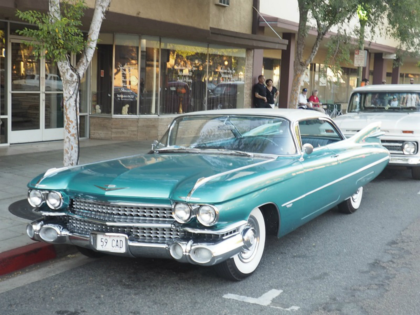 cadillac escondido