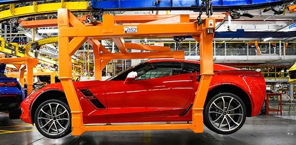c7 corvette production numbers
