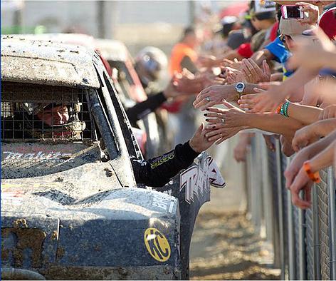 Grassroots racing tour