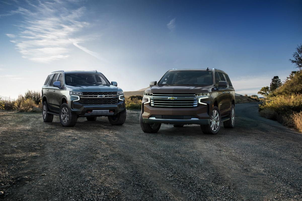 2021 Chevrolet Suburban, Tahoe Get a Diesel Option - THE ...