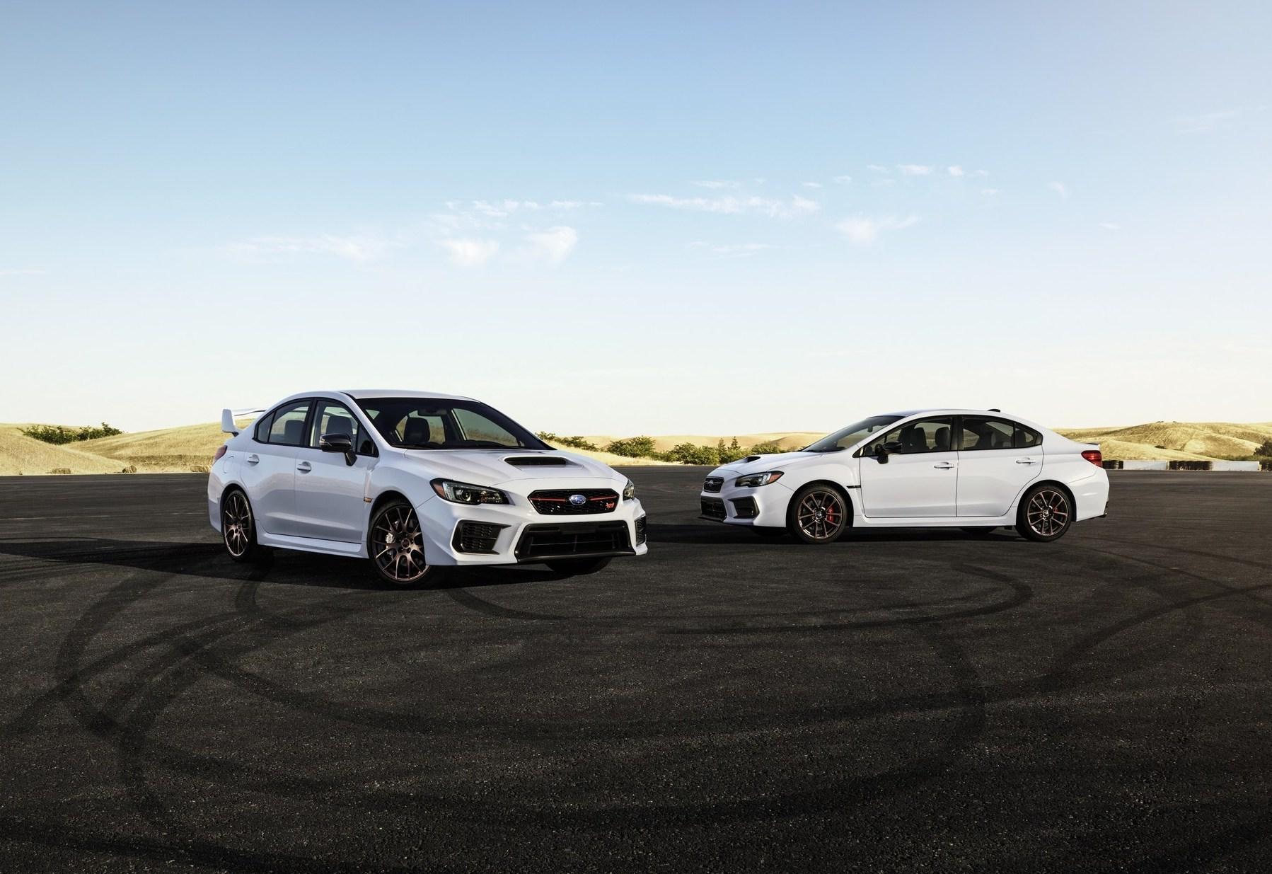 WRX Series.White