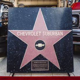 chevy suburban star