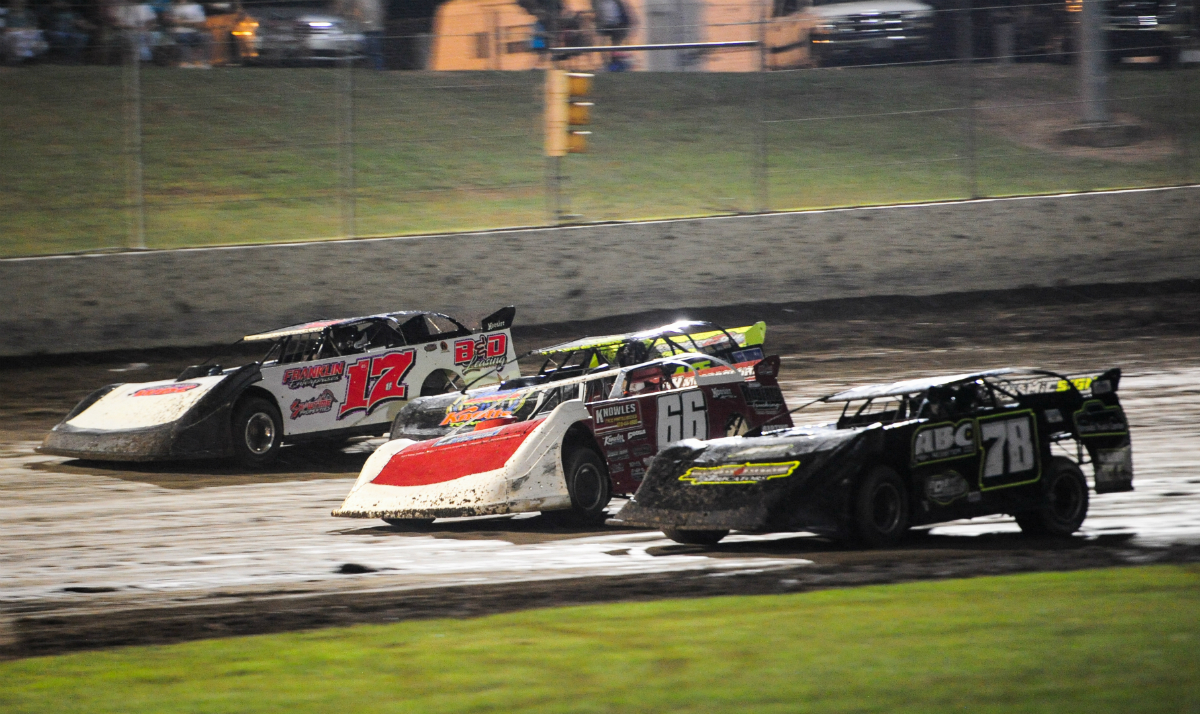 race cars dirt cars
