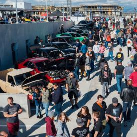 collector car show