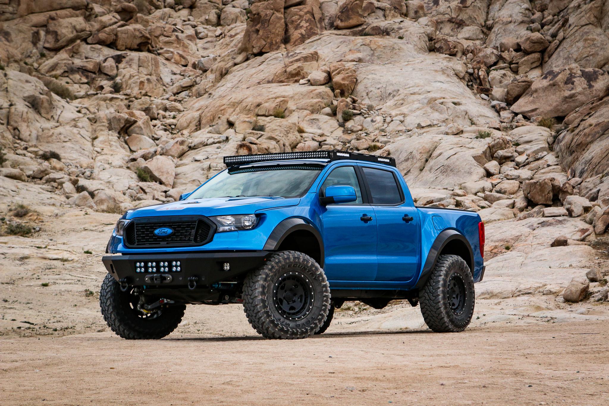 Automotive Performance Group Reveals Ford Ranger ...