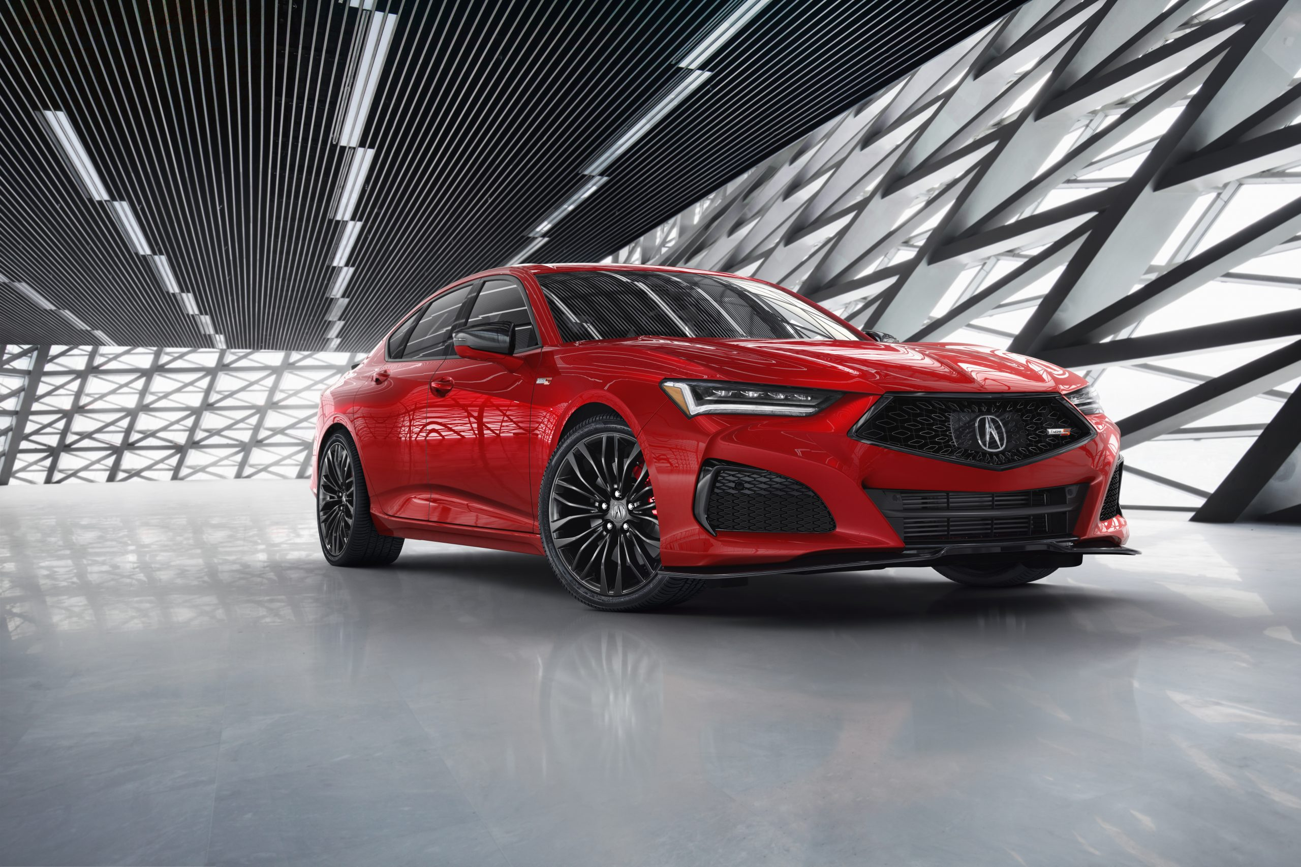 Acura Revives Type S Badge With 2021 Tlx The Shop Magazine