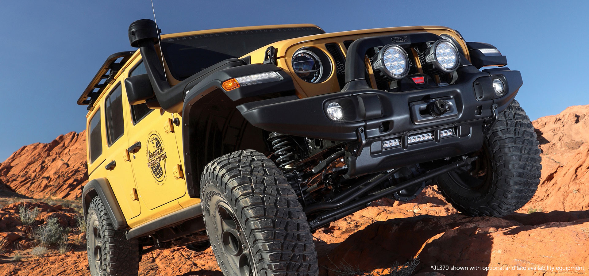 American Expedition Vehicles Debuts New Overlanding Rigs The Shop Magazine