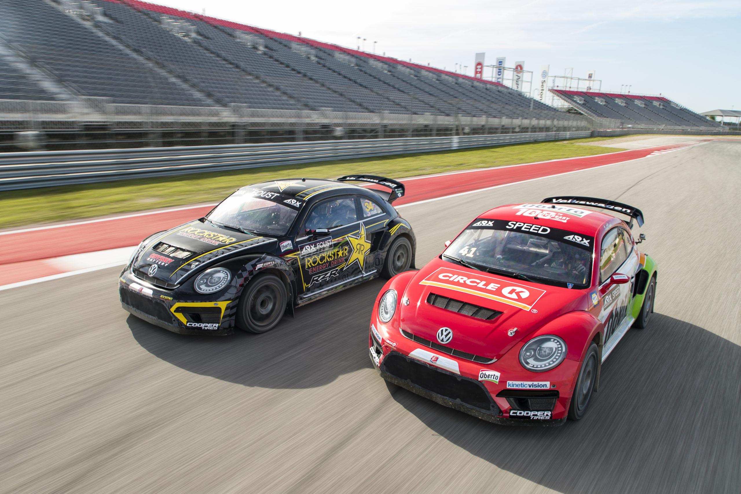 race cars race track racing volkswagen