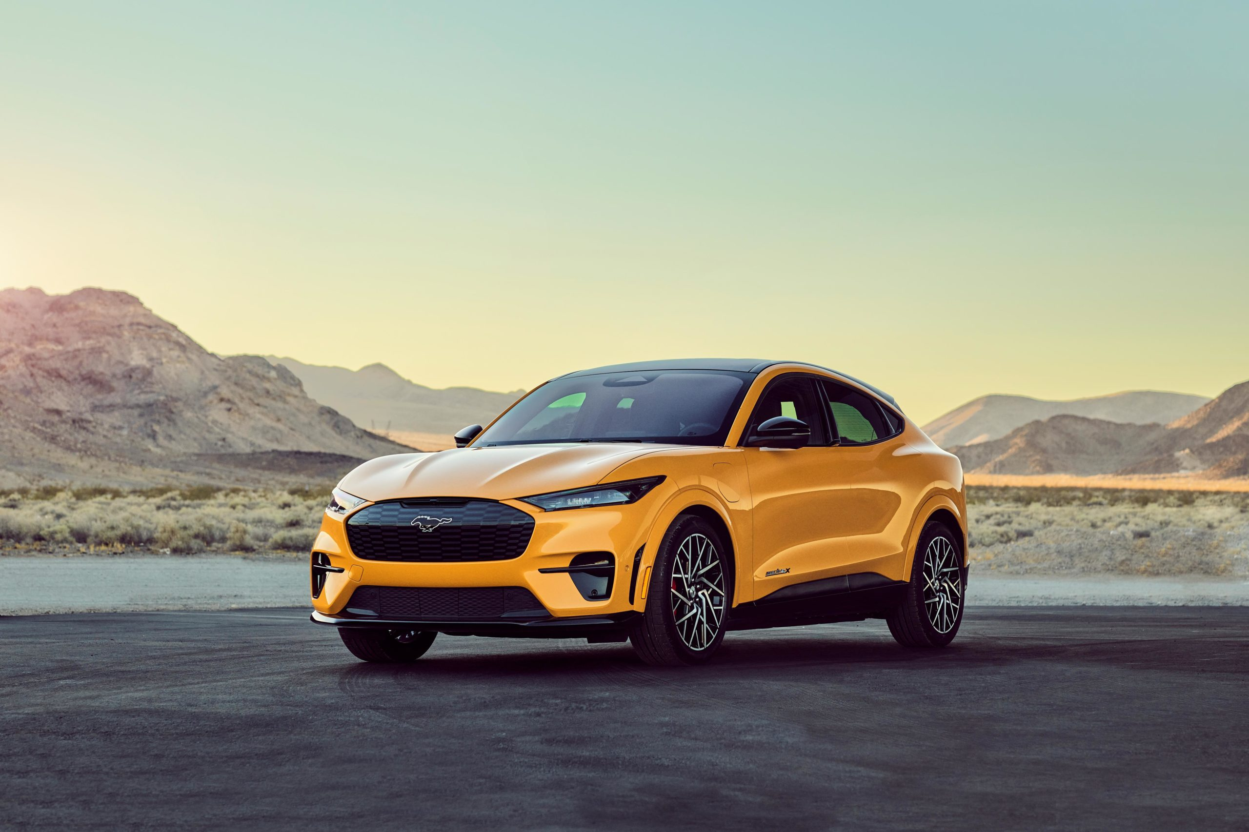 Mustang electric vehicle crossover suv performance